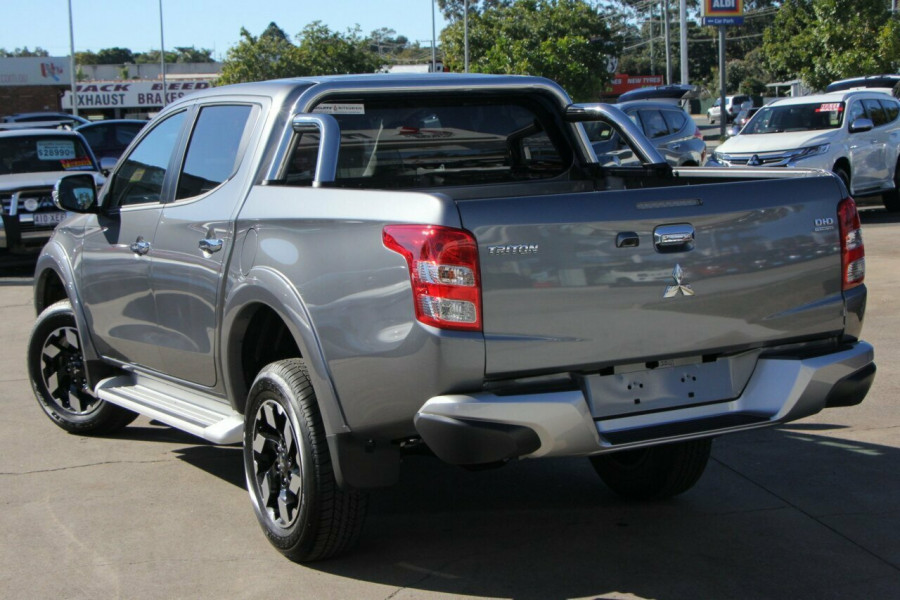 2017 MY Mitsubishi Triton MQ Exceed Double Cab Pick Up 4WD Utility