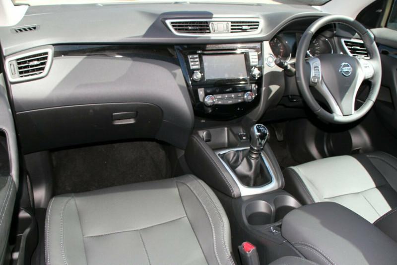 2017 Nissan QASHQAI J11 Ti Wagon
