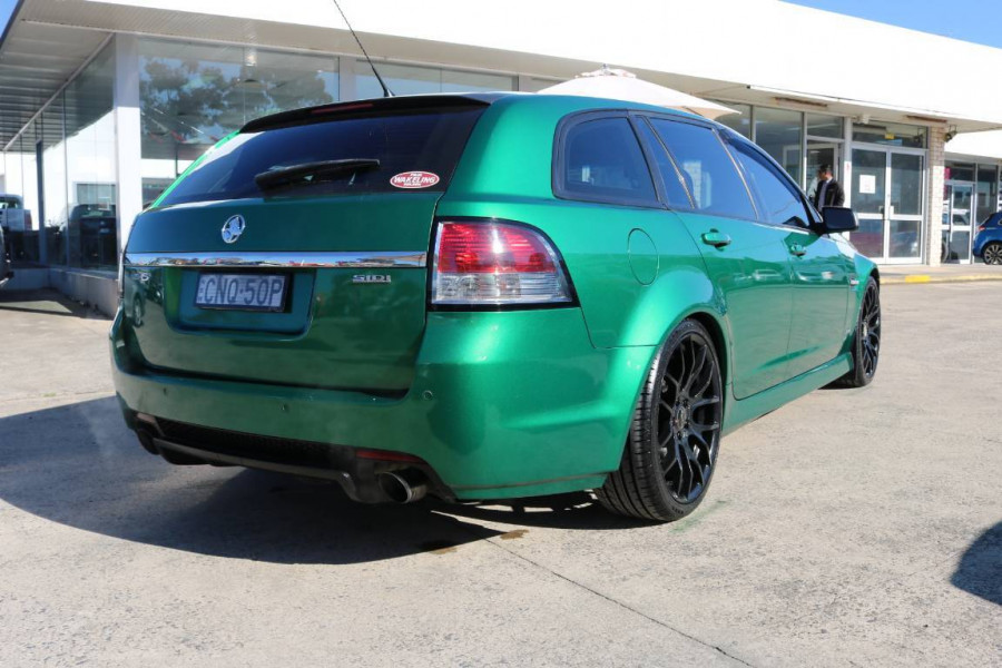 2011 Holden Commodore VE II SV6 Wagon