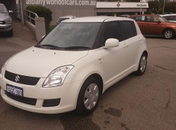 Suzuki Swift U