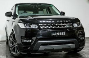 Land Rover Range Rover Sport SDV6 CommandShift SE L494 16.5MY