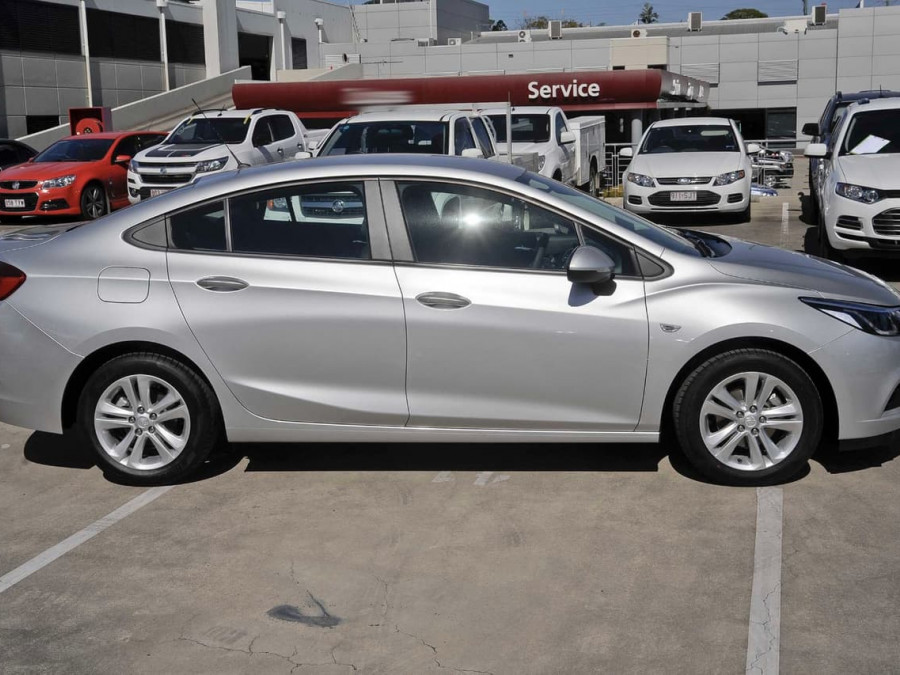 2017 Holden Astra BL LS Plus Sedan