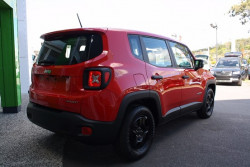 2017 Jeep Renegade BU Sport Wagon