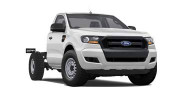 New 4x2 XL Single Cab Chassis 2.2L