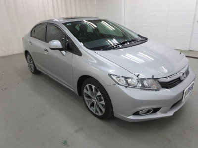 Honda Civic Sport 9th Gen Ser II