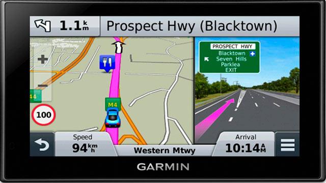 "<img src=""Garmin Nuvi 2589LMT Portable Satellite Navigation"