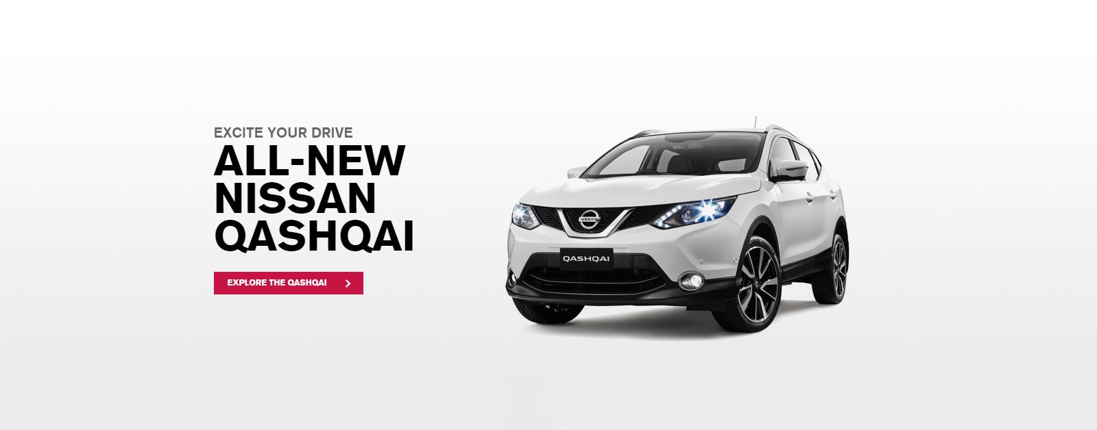 Excite your drive with the all-new Nissan Qashqai at Metro Nissan in Brisbane.