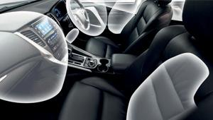 Pajero Sport 7 SRS Airbags