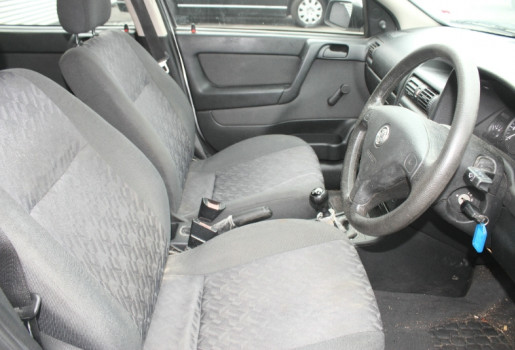 2002 MY03 Holden Astra TS Equipe City Hatchback