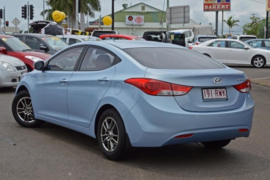 Hyundai Elantra Used 2011 Html Autos Post