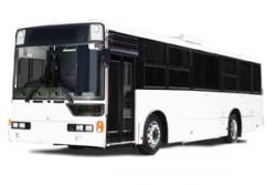 New Fuso City Bus