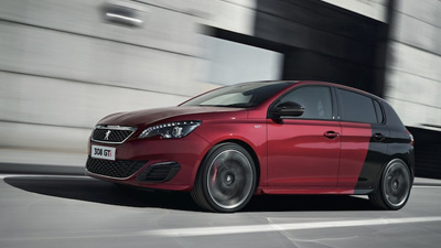 308 GTi Efficiency