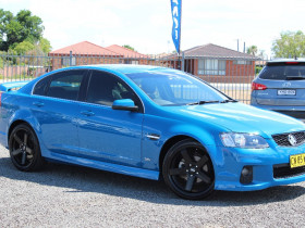 Holden Commodore SV6 - Z Series VE II  SV6 Z