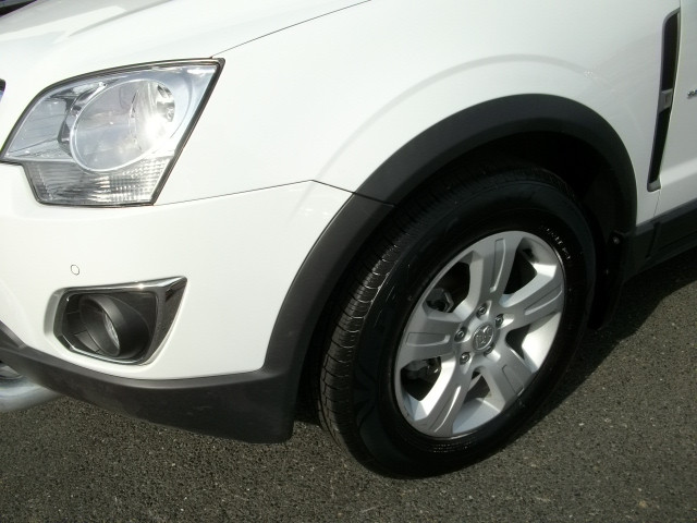 2011 Holden Captiva CG Series II Tu 5 Wagon