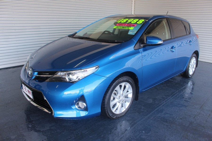 2015 toyota corolla ascent sport for sale in cairns trinity auto group. Black Bedroom Furniture Sets. Home Design Ideas