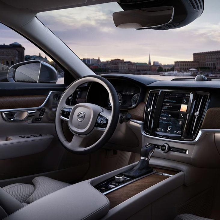 S90 It is all at your fingertips