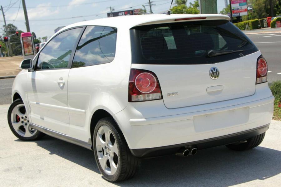 2008 Volkswagen Polo 9N MY2008 GTi Hatchback