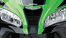 2017 Ninja ZX-10R Non-ABS KRT Replica High Efficiency Ram Air Intake System
