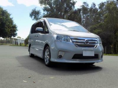 Nissan Serena Highway Star C26 HYBRID