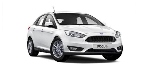 2016 Ford Focus LZ Trend Sedan Hatchback