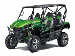 New Kawasaki 2017 Teryx4 LE