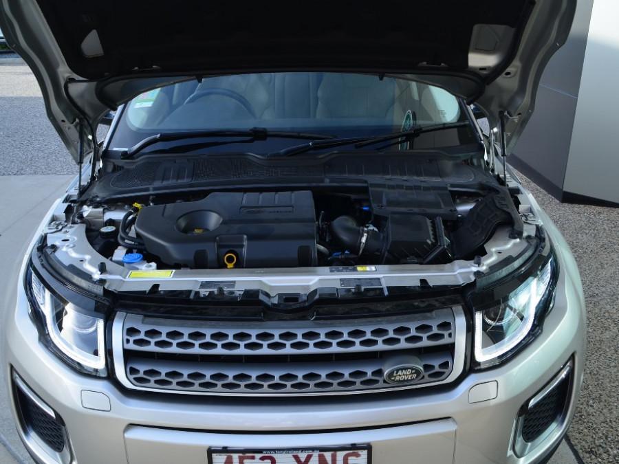 2017 Land Rover Range Rover Evoque SE TD4 Wagon