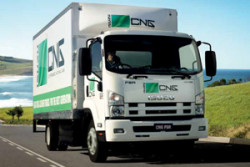 New Isuzu CNG
