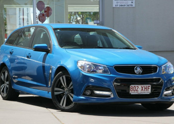 Holden Commodore SV6 Sportwagon Storm VF MY15