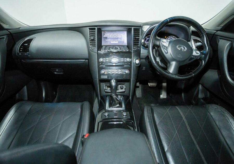 2012 Infiniti FX30D S51 S Wagon