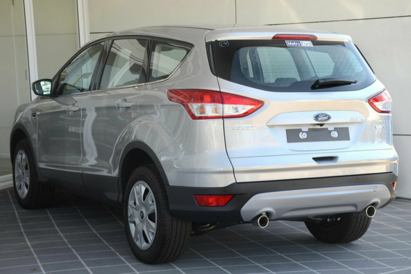 2016 MY16.5 Ford Kuga TF MKII Ambiente FWD Wagon