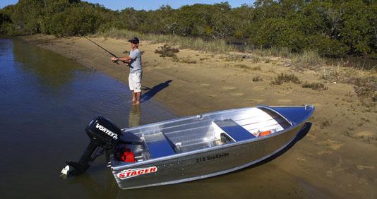 New Stacer 319 Seasprite