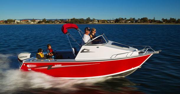 New Stacer 579 Sea Runner