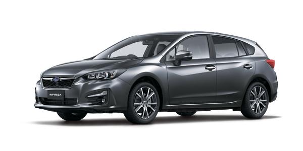 2017 MY18 Subaru Impreza G5 2.0i-L Hatch Hatchback