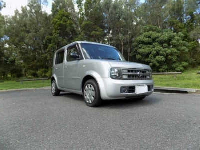 Nissan Cube Z11 WELFARE SLOPER Enchante
