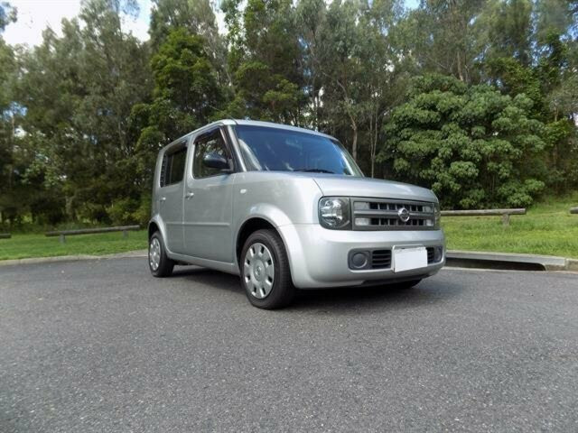 2003 Nissan Cube Enchante Z11 WELFARE SLOPER Wagon