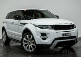 Land Rover Range Rover Evoque SD4 CommandShift Dynamic L538 MY13