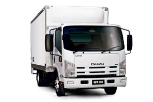 New Isuzu N Series
