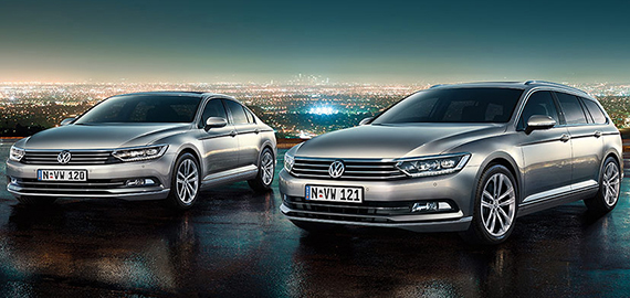 Passat Body and Design