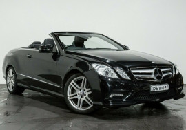 Mercedes-Benz E350 BlueEFFICIENCY 7G-Tronic + Avantgarde A207 MY12