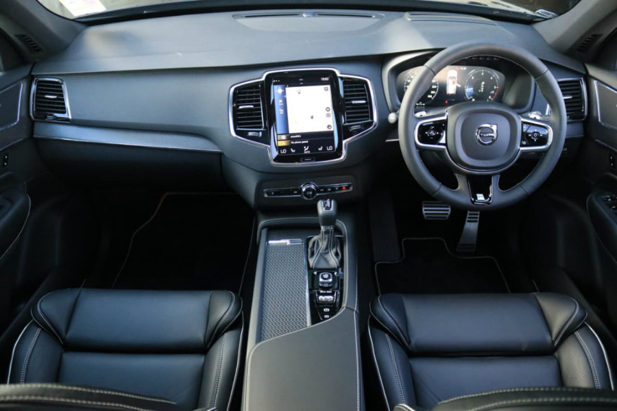 2017 MY18 Volvo XC90 L Series D5 R-Design Wagon