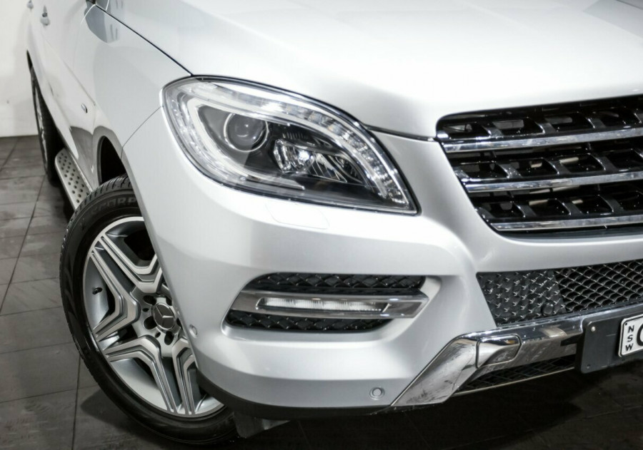 2012 MY11 Mercedes-Benz ML350 W166 BlueTEC 7G-Tronic + Wagon