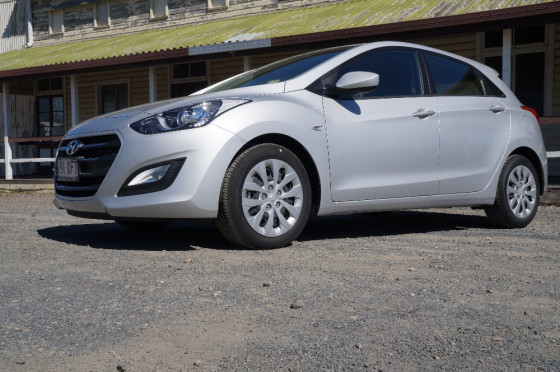 2017 MY Hyundai i30 GD4 Series II Active Hatchback