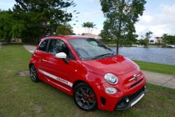 Fiat Abarth 145hp 595 S4