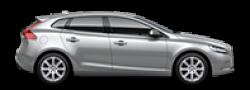 New Volvo V40