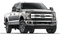 New Ford SuperDuty