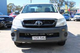 2009 Toyota HiLux TGN16R MY09 WORKMATE Cab chassis