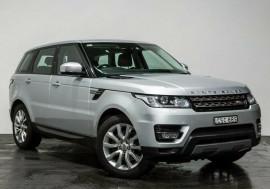 Land Rover Range Rover Sport TdV6 CommandShift SE L494 MY14.5