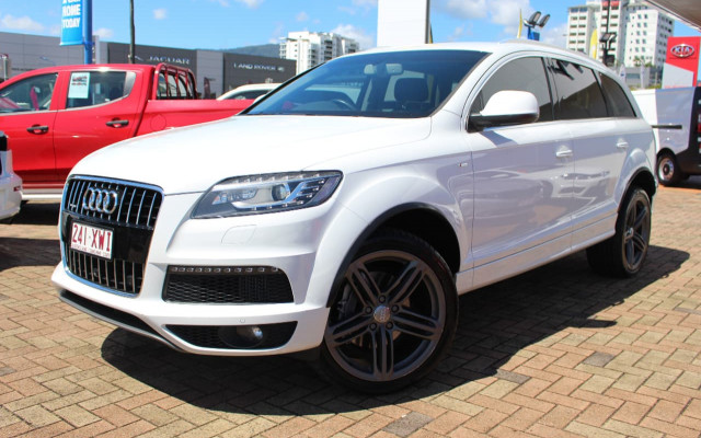 Audi Q7 TDI SPORT (No Series) MY15