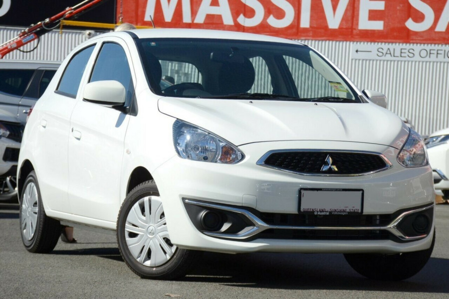 2016 MY17 Mitsubishi Mirage LA MY17 ES Hatchback