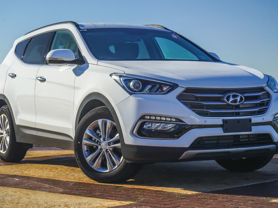2017 Hyundai Santa Fe DM3 Series II Elite Wagon